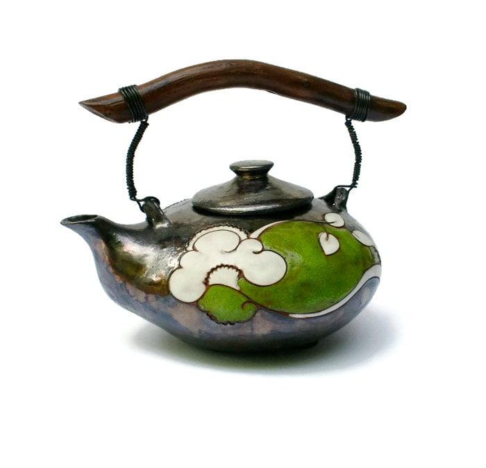 Teapot Pottery Unique Tea Kattle Teapot Teapots Pottery