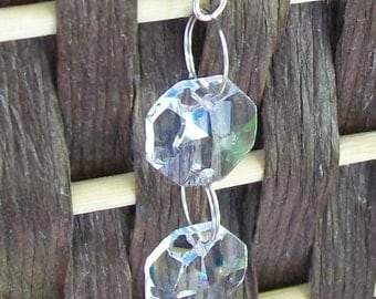 Crystal Suncatcher, Crystal Car Rear View Mirror Charm, Mirror Charm, Rear View Mirror Ornament