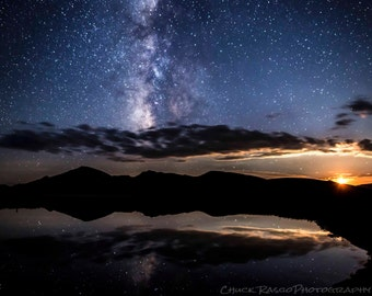 Photo Art - Milky Way Photography