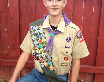 Eagle Scout Slideshow Video Montage