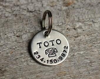 Dog ID tag - pet identification