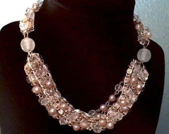 Vintage 1950's Choker Necklace