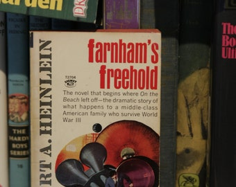 """Science Fiction: """"Farnham's Freehold"""" by Robert A. Heinlein 