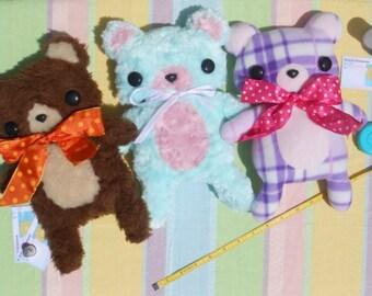 Teddy's Bear, a Travel Companion