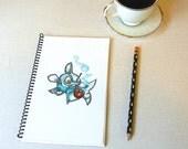 Blue Catfish Notebook Journal