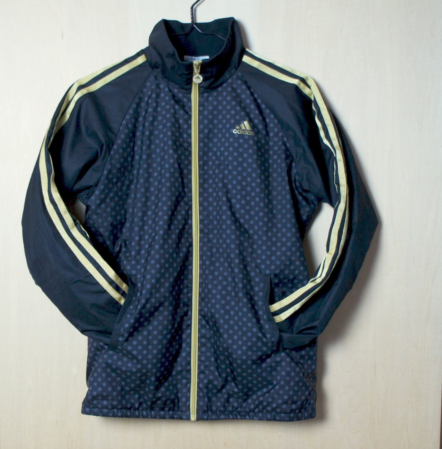 Sale Adidas Jacket Vintage 90s Adidas Windbreaker Zip
