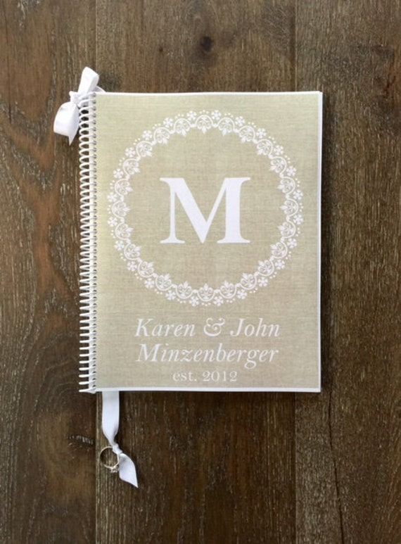 Wedding Planner Book-Wedding Organizer-Engagement Gift-Wedding ...