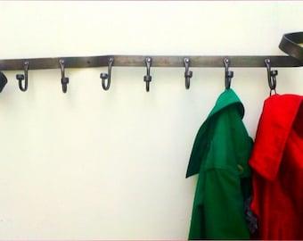 Free form coat rack