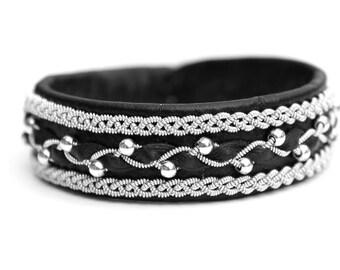 Sami bracelet | saami armband | made in sweden | viking armband | sweden jewelry | sami jewelry | bracelet lapon | lapland bracelet GERSIMI