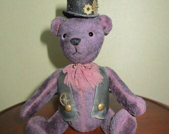 "OOAK artist teddy bear  ""BALY"""