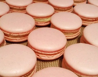 18 piece Customizable French Macarons