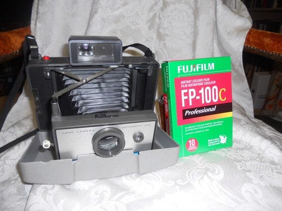 Polaroid 210 Automatic Land