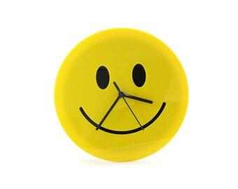 Smiley Emoji klok