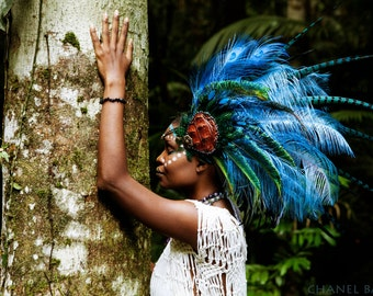 Earth Mother Headdress