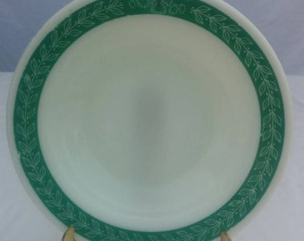 Pyrex Bluegrass soup bowl, large