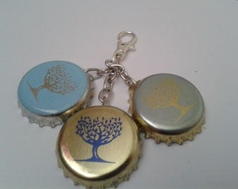 Fever Tree Bottle cap Keyring