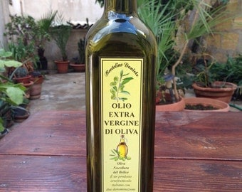 750 ml. Extra virgin olive oil Nocellara Belice