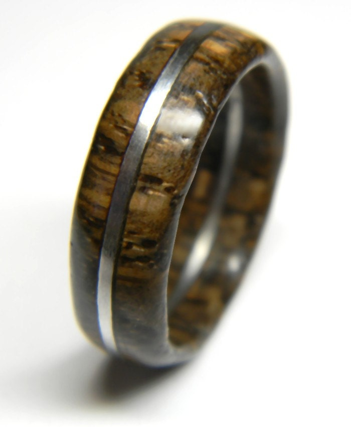unique rustic oak wood ring jewelry ring wood jewelry