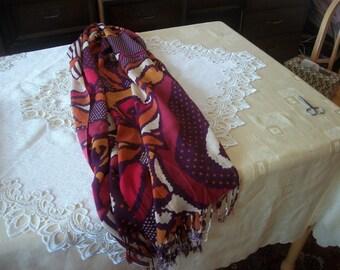 Jones New Jork - large scarf -wraps