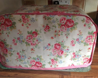 Toaster Cover in Cath Kidston oilcloth fabric
