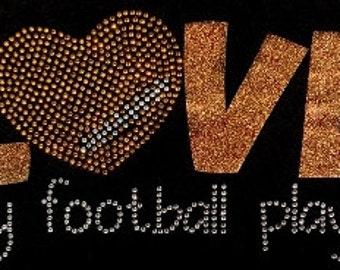 Love my football player