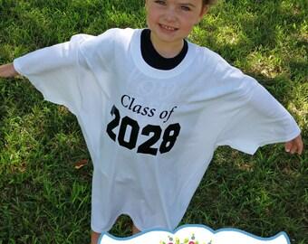 School Shirt - Class Of