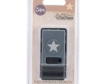 Sizzix Paper Punch - Star, 1/2 inch by 1/2 inch