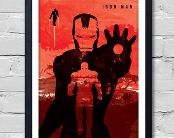 Avengers Iron Man Poster