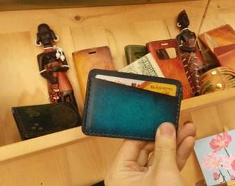 Credit card holder, Leather Business Card Case,card holder,business card holder,wallet,credit card case,credit Card wallet,slim wallet