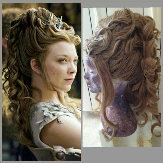 Wedding Hairstyles Games: Margaery Tyrell Game Of Thrones Wig Hair Wedding By MadCosplay