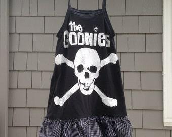 Goonies Dress - Girls Size 5/6