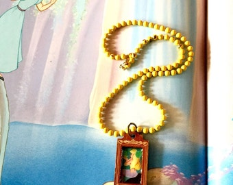 Mermaid from the Disney Classic Peter Pan Necklace