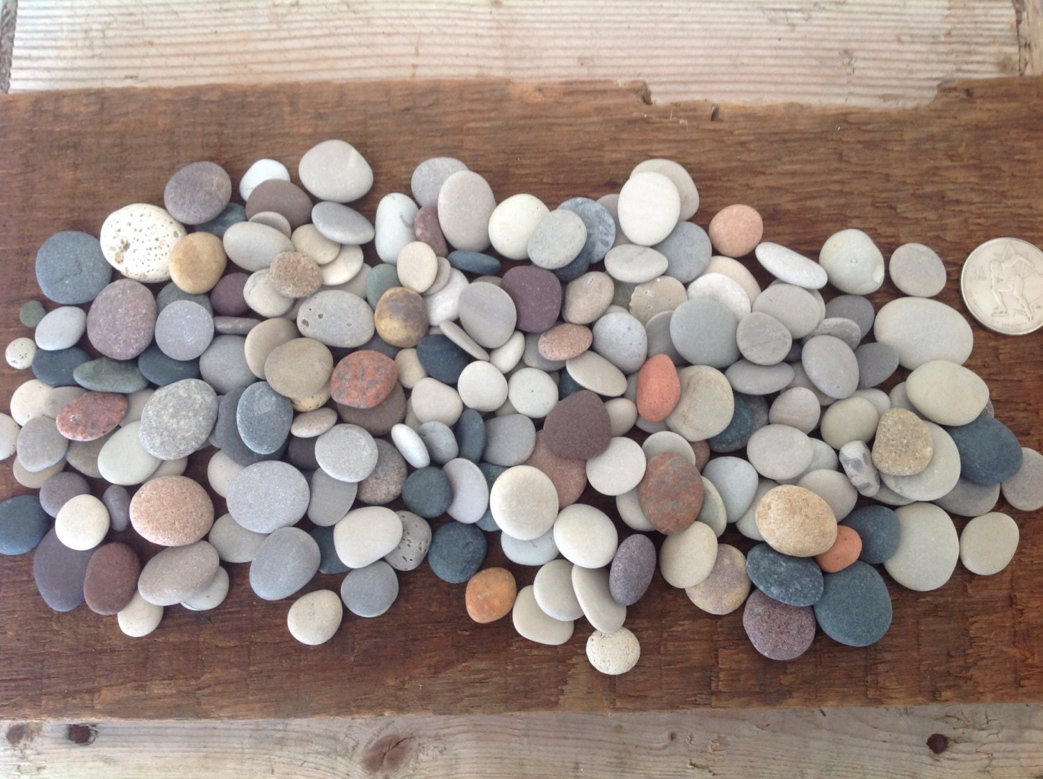 tiny flat round beach stones crafting stones mosaic crafts