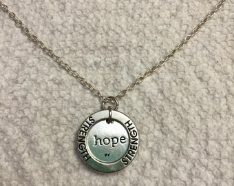 Strength & Hope Necklace