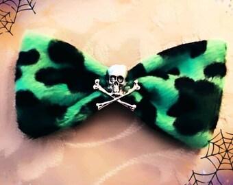 Rockabilly Skull n' Cross Bones