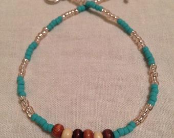 anklet - ankle bracelet