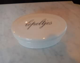 DUTCH CONTAINER with LID