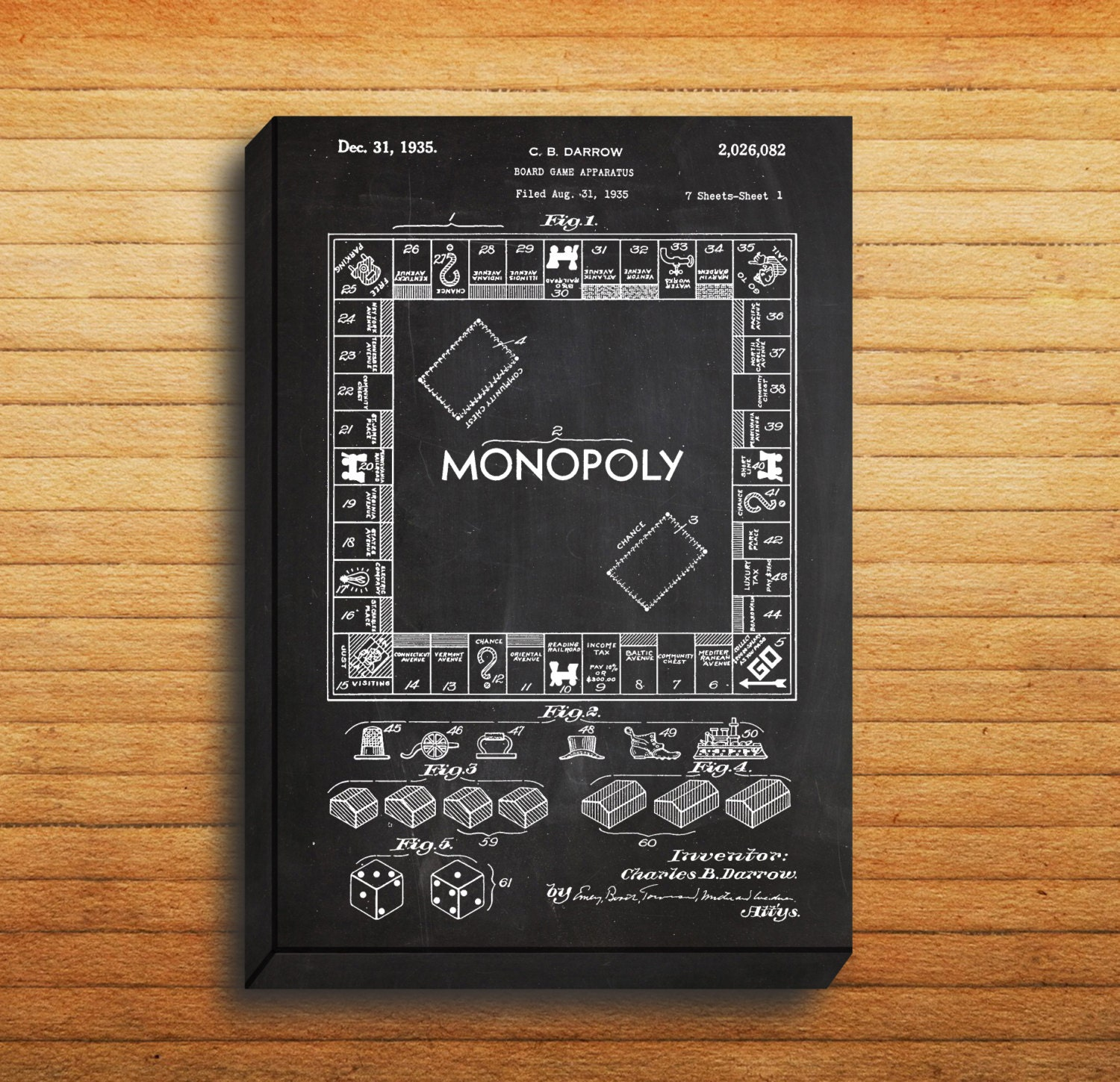 Canvas monopoly print monopoly poster monopoly patent monopoly canvas monopoly print monopoly poster monopoly patent monopoly art monopoly blueprint monopoly wall art malvernweather Image collections