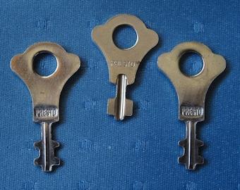 Three Presto Keys (sold as a set)