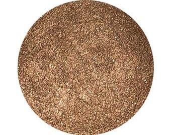 "BROWN BELLE - Eye Shadow - Mineral Eye Shadow - ""Brown with golden undertones"" - Organic, Vegan, Cruelty-Free Eye Shadow"