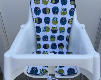 Cover for high chair babychair IKEA Antilop PERSONALIZED - Embroidery
