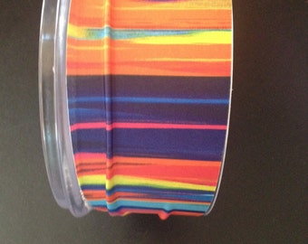Bright Striped Headband