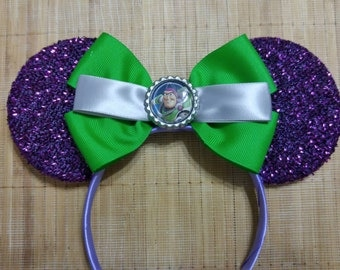 Toystory Buzzlighter Minnie Ears