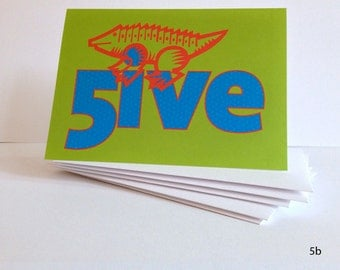 FUN Birthday Cards for Kids ages 5 - 8: Series C
