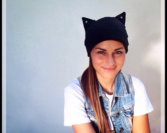 Cat woman Hat