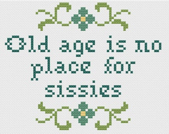 William Morris Quote Cross Stitch Pattern Have Nothing In Your House Useful Or Believe To Be