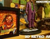 Hotline Miami 2 - Series 3 Collection - Retro 3D Art 4 featured image