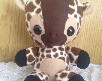 Giraffe Plushie