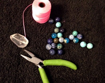REPAIR - Re-String Mala Bead Necklace
