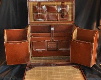 Stetson Home Classics Leather Travel Desk